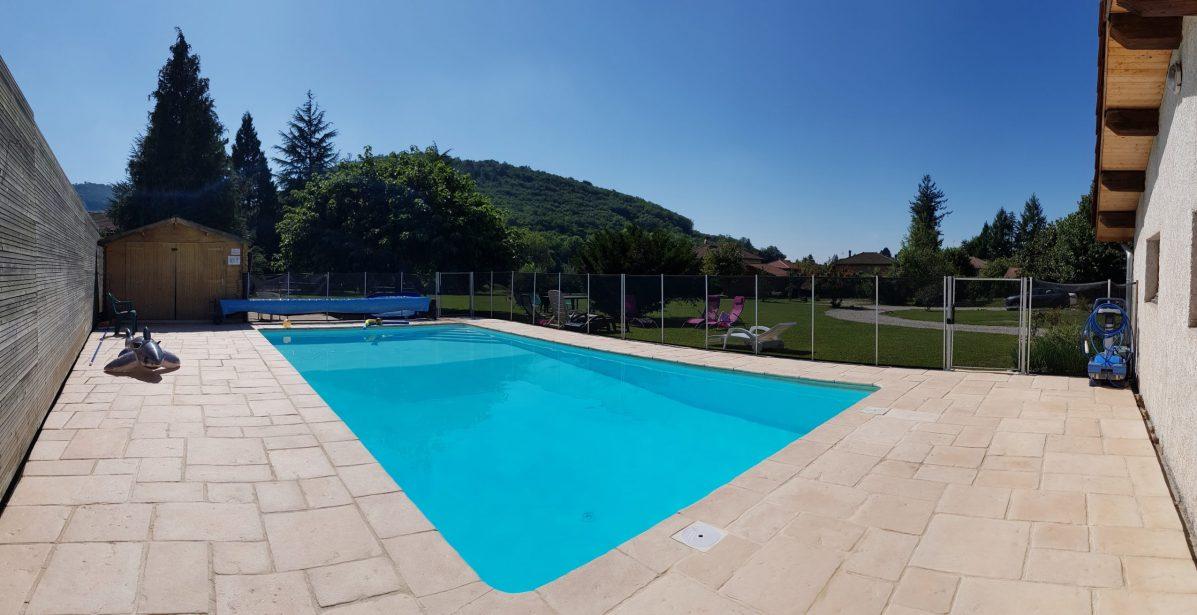 piscine carroussel